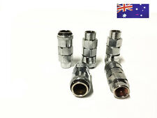 Air Hose Fittings Nitto Style 5pc Female Coupler Female Thread Auto Push In