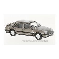Oxford oxf76cav003 OPEL ASCONA (Vauxhall Cavalier) gris métallique 1:76 (222186)