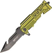 Coltello MTech Rescue soccorso MT713GN Knife Messer Couteau Navaja
