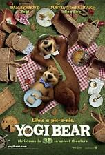 "35mm Feature Film Preview ""YOGI BEAR""   in 3-D"
