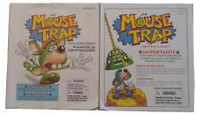 Mouse Trap 2005 Board Game - Instructions and Building Plan