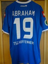 TSG 1899 Hoffenheim Lotto Trikot David ABRAHAM nun Eintracht Frankfurt MATCHWORN