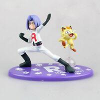 New in Box 7.5/'/' Mizuki /& Rowlet Action Figures PVC Toy Animation Model Gift