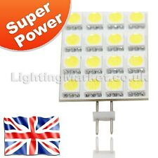 G4 High Power WHOOPING 16 SMD LED  200 Lumens Bulb Warm Cool White  =20W Halogen