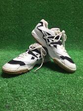 ASICS Mens court Volley Ball Shoe White Black Sz 14 Fast Free Shipping Rare