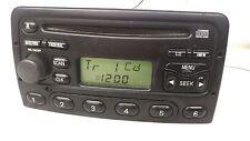 Ford Focus Mercury Cougar 4600 OEM dash RADIO tuner CD player 99 00 01 02 03 04