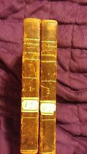 Monsieur de Sauvages Dissertations - French - 2 Volumes - 1770 HC First Edition