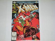 MARVEL Uncanny X-Men #158 1982 Marvel 1st Rogue in X-Men Comic Book
