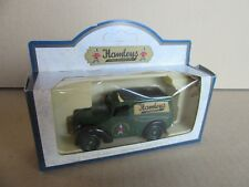 593G Lledo 58005 Morris Z Van 1950 Hamleys