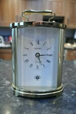 Vintage 1980s Metamec Carriage Clock
