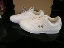 New Womens White Kaepa Jump Cheerleading Shoes, Size 10.5
