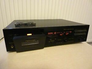 Nakamichi DR-8 Cassette Deck - Please read.