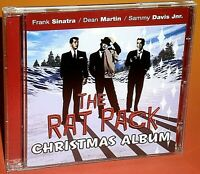 The Rat Pack Christmas Album CD Frank Sinatra, Dean Martin , Sammy Davis Jr