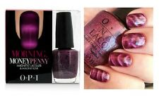 OPI SKYFALL ~Morning, Moneypenny~ MAGNETIC Burgundy Nail Polish Lacquer Set D42