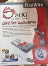 Siig 1394 2-Port Cardbus (Nn-Pc2012)