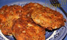 "☆Incredible!☆Salmon Patties ""RECIPE""!☆ & Comeback Sauce & Bonus Sauce Recipes!☆"