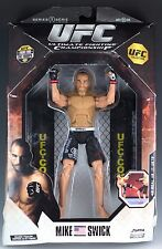 Mike Swick Action Figure UFC Ultimate Fighting Championship JAKKS New In Box