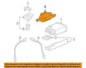GM OEM-Vapor Canister Purge Valve 12592015