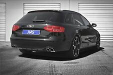 Jms Racelook Rear Diffuser Audi A4 B8 Since 07