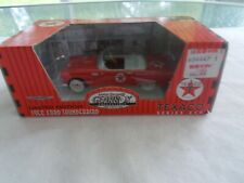 """Gearbox Texaco 1956 Ford Thunderbird 1997 3 3/4"""" Red Convertible"""