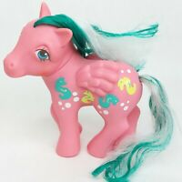 My Little Pony figure toy figurine WaveRunner Wave Runner G1 Vintage 1980s