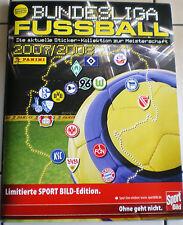 FUSSBALL BUNDESLIGA 2007/2008-fast volles Album-LESEN-LE SPORT BILD EDITION-TOP