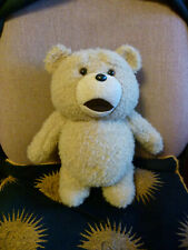 TED MOVIE PLUSH SOFT TOY TALKING WITH TAG 11 INCH ADULT SOFT TOY TEDDY