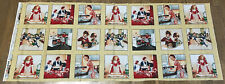 AMY'S KITCHEN FABRIC SEWING PANEL, VINTAGE WORKSHOP, RED ROOSTER FABRICS #15322