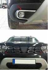 2018Up Dacia Duster Chrom Nebel Lampe Felge Bezüge &front Grill Seite Ausläufer