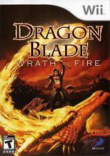 Dragon Blade: Wrath of Fire Wii