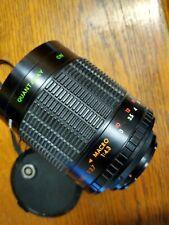 Quantaray 500mm f8 Mirror Lens for Nikon F mount camera - manual focus