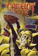 Camelot 3000 N°4 - La quête du Graal - Arédit-D.C. Comics 1984 - BE