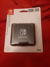 Nintendo Switch Game Hard Case Cartridge Card Storage Organizer Holder Plastic