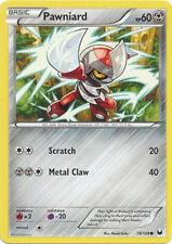Pawniard Common Pokemon Card BW5 Dark Explorers 78/108