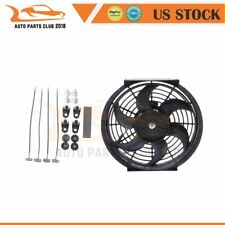 For 2017-2018 Mitsubishi Mirage Radiator Fan Assembly 87441NT