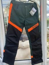 More details for stihl protective / brush cutting trousers