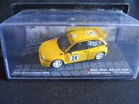 Rally Model Car IXO 1:43 SEAT IBIZA GTI KIT CAR Monte Carlo 1999 Gardemeister