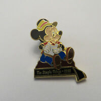 Disney WDW Mickey Through the Years Filmstrip Series The Simple Pin