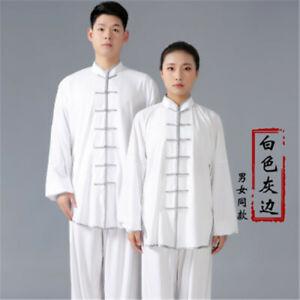 Tai Chi Clothes Martial Arts Costume Performance Clothes Tai Chi Practice 太极服