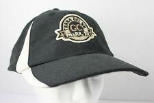 Terra Del Sol Golf Club Pharr Texas TX Baseball Hat Black White Adjusts