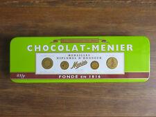 Boîte en fer Chocolat MENIER