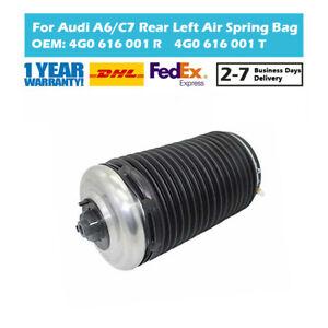 Rear Left Air Suspension Spring Bag Fit Audi A6 S6 RS6 C7 4G A7 S7 4G0616001R