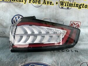 2015 2016 2017 2018 FORD EDGE RH RIGHT LED TAIL LIGHT OEM USED