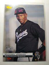 1994 Classic Michael Jordan #1 Baseball Card Mint F1519