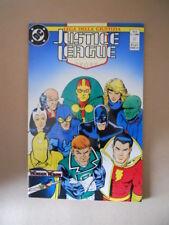 JUSTICE LEAGUE Lega della Giustizia n°4 1990 Dc Play Press  [G867]