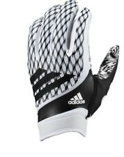 Adidas Football Wide Receiver Gloves Strapless For Men size medium