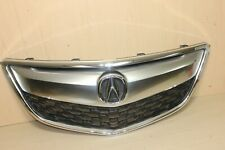 12-14 ACURA TL GRILLE GRILL BASE UPPER TRIM EMBLEM GENUINE FACTORY OEM