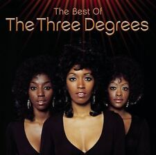 The Three Degrees ~ Best of the 3 Degrees ~ NEW CD Album ~ Greatest Hits