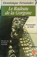 DOMINIQUE FERNANDEZ - LE RADEAU DE LA GORGOGNE - LIVRE DE POCHE
