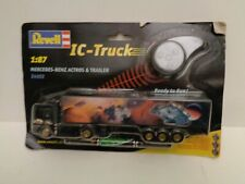 IC Truck Mercedes Benz Actros & Trailer 1/87  Firma Revell 2003